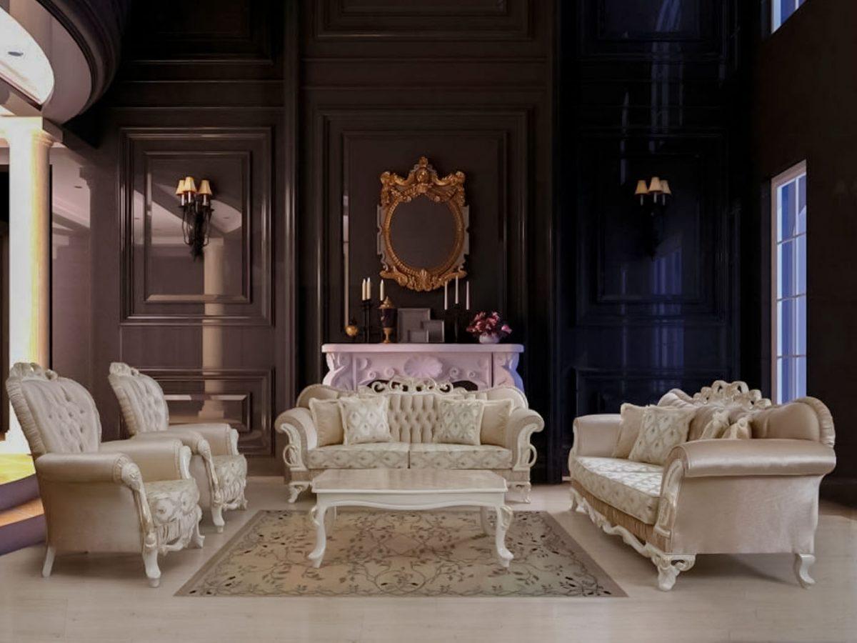 Set canapea si fotolii HAZAL