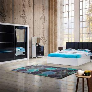 Montecarlo mobila dormitor, mobstore